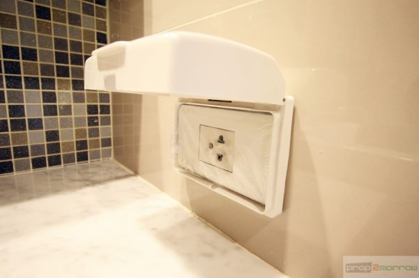 ปลั๊กในห้องน้ำ